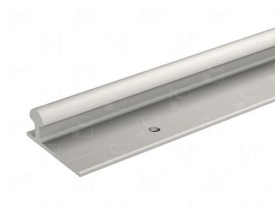 Lower aluminium track - 3 m