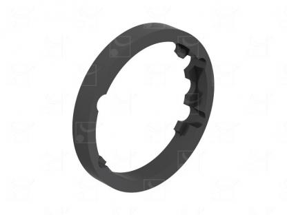 Finishing ring