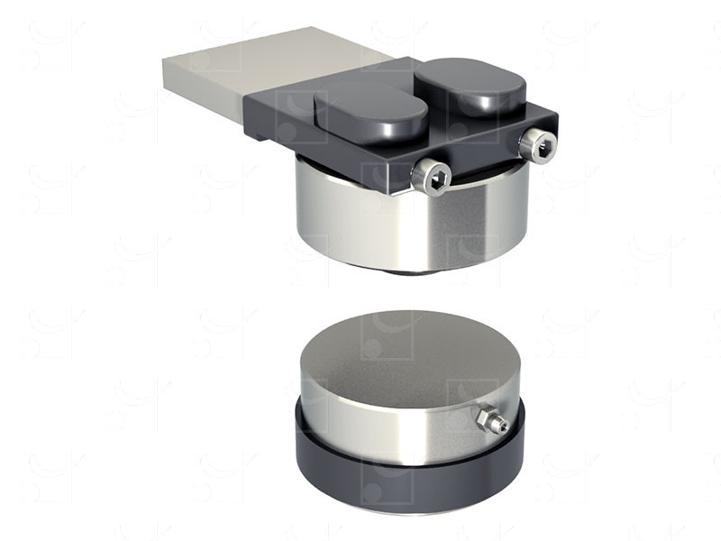 Adjustable pivots to weld