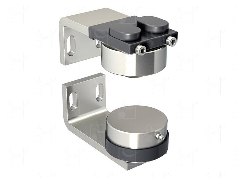 Adjustable pivots to screw