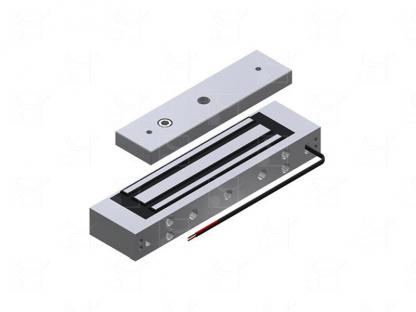 Surface-mounted electromagnetic lock – 180Kg