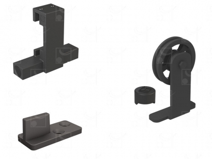 Fitting kit with hanger type E