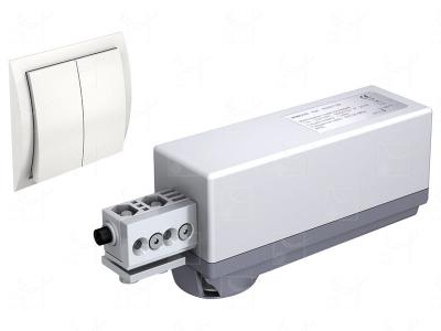 Kit motorisation avec commande filaire
