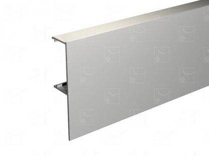 Bandeau aluminium anodisé – 2 m