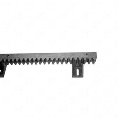 Crémaillère M4K nylon avec noyau acier
