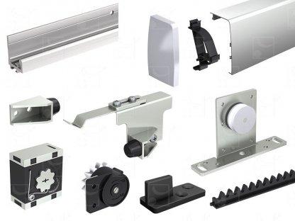 Set for doors 1030 to 1080 mm wide
