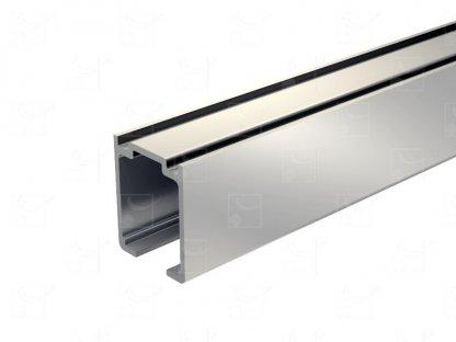 Rail aluminium – 4 m