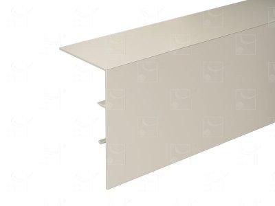 Aluminium pelmet - 3 m