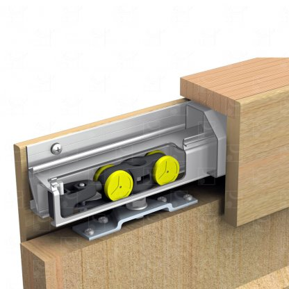 Set – For standard doors 830 mm wide