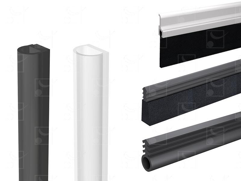 Joints d'étanchéité pour portes coulissantes - Image 1