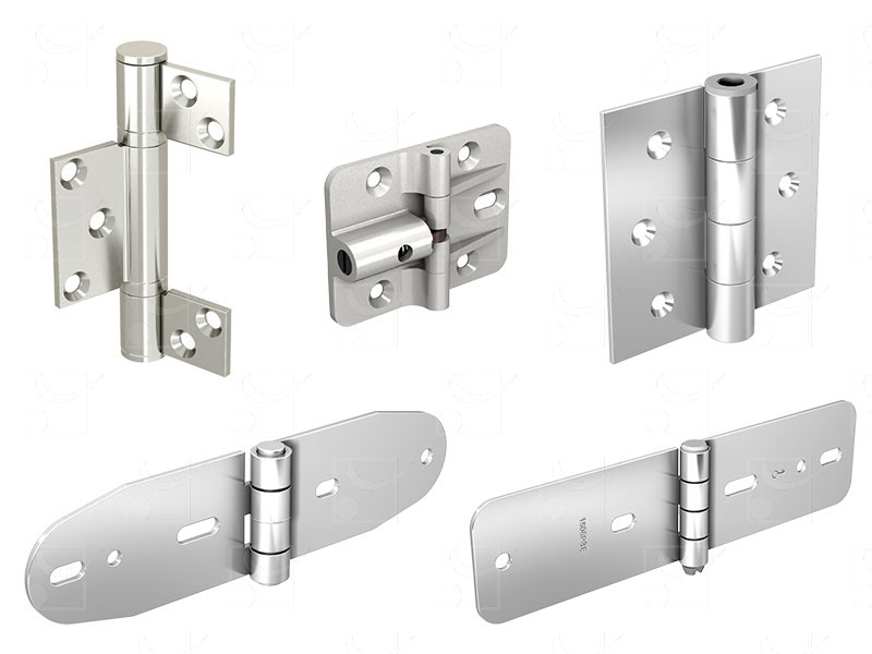 Our hinges - Image 1