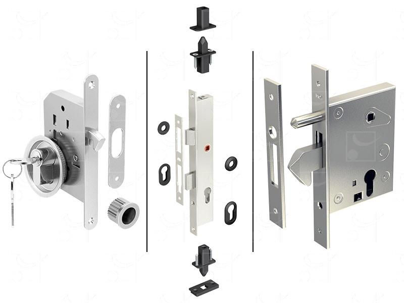 Serrures et systèmes de fermeture | Portes et portails coulissants - Image 1
