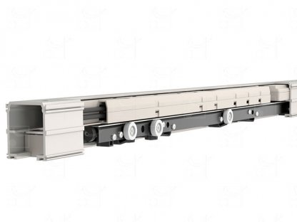 Track kit with integrated motorisation