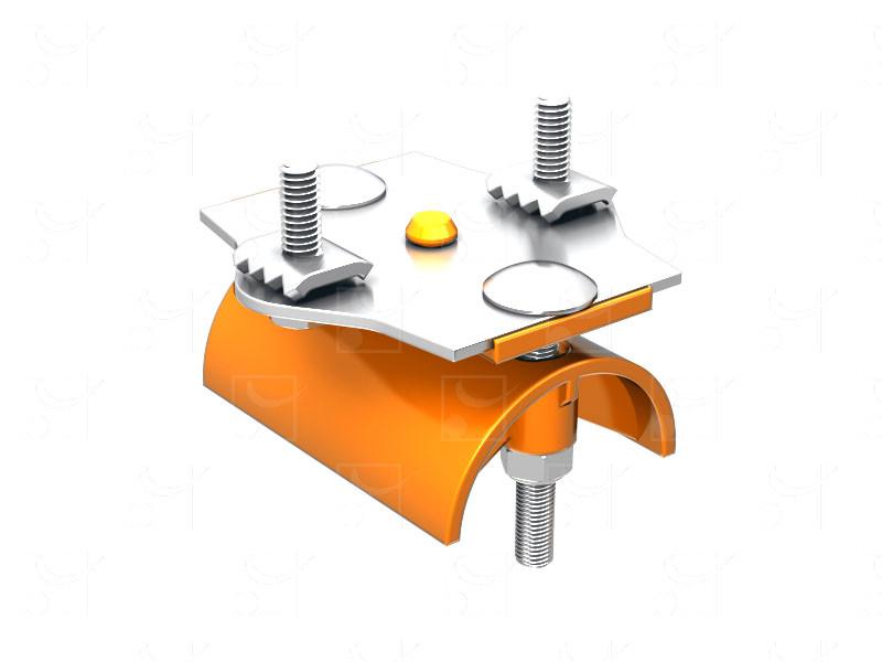 Suspension fixe d'extrémité câbles plats - Image 1