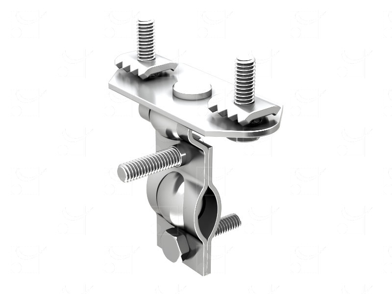 Fixed end suspension - Image 1