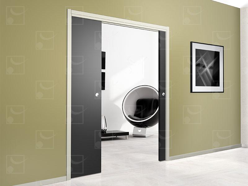 SAF-INSIDE Set for double leaves wooden door - Image 1