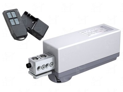 Kit motorisation avec commande radio