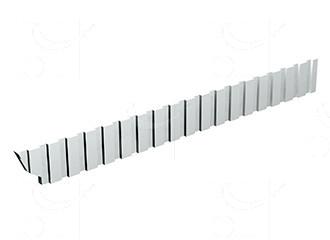 Courroie d'entraînement en polyuréthane armée - 10 m