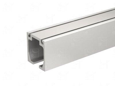 Rail aluminium - 6 m