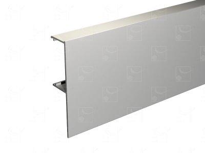 Bandeau aluminium anodisé - 2 m