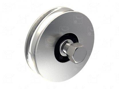 Stainless steel wheels