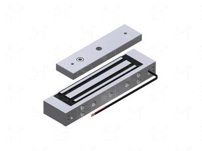 Surface-mounted electromagnetic lock - 180Kg
