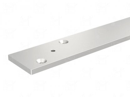 Ceiling-mounted plate