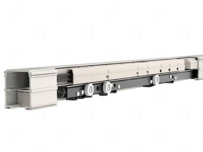 Automatisme MOVENTIV pour porte coulissante 830 mm