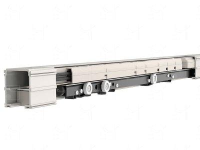 Automatisme MOVENTIV pour porte coulissante 1130 mm