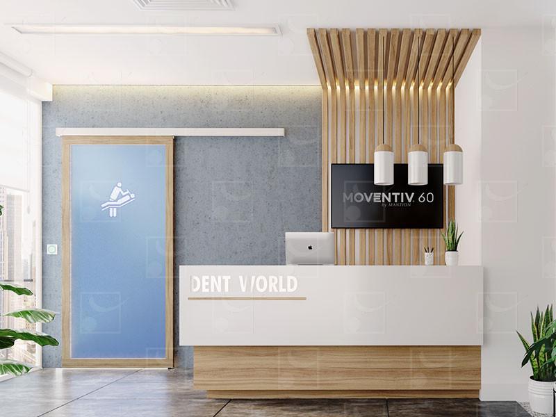 Moventiv 60 pour portes en bois de 20 à 60 kg - Image 1
