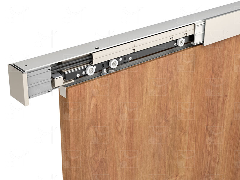 Moventiv 60 for wooden doors weighing 20 – 60 kg - Image 2