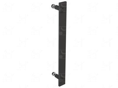 Steel pull handle