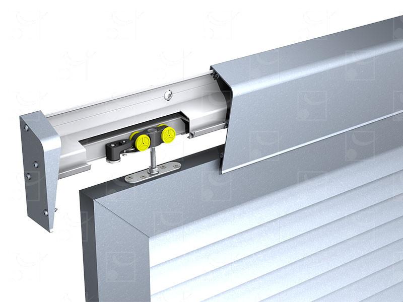 System for sliding shutters WIN-SLIDE: simple track - Image 2