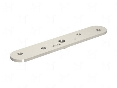 Side fixing plate