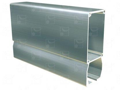 Rail aluminium – 9 m