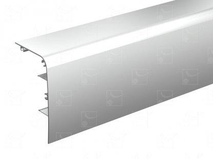 Bandeau aluminium brut – 4 m