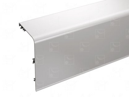 Bandeau aluminium brut – 6 m