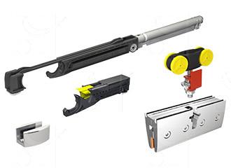 Garniture SAFGLASS PINCE 80 – 10 mm