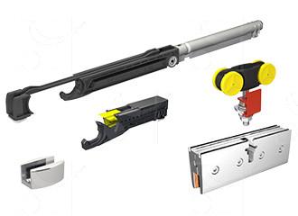 Gear SAFGLASS PINCE 80 – 12 mm