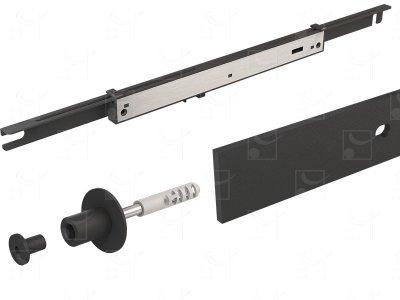 Kit rail - baie de 1200 mm maxi