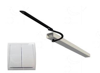 Kit filaire pour baie de 400 à 800 mm