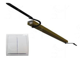 Kit filaire pour baie de 1850 à 2400 mm